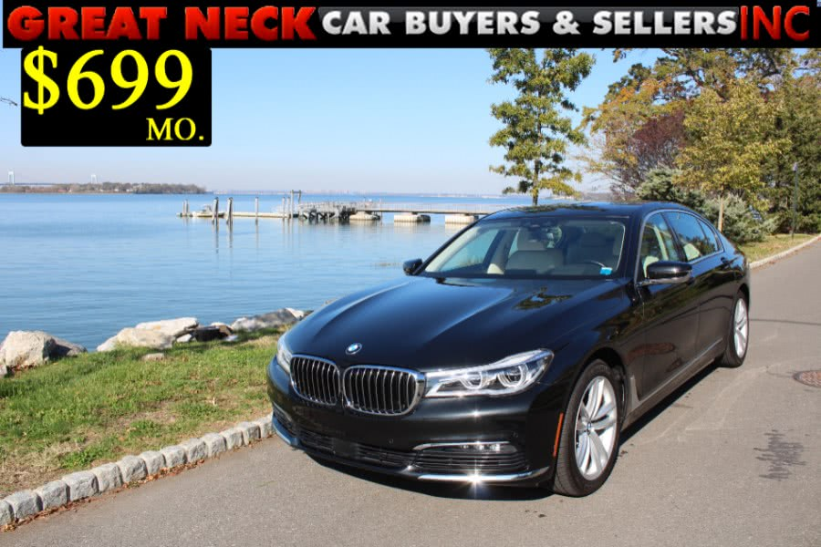 Used 2018 BMW 7 Series in Great Neck, New York