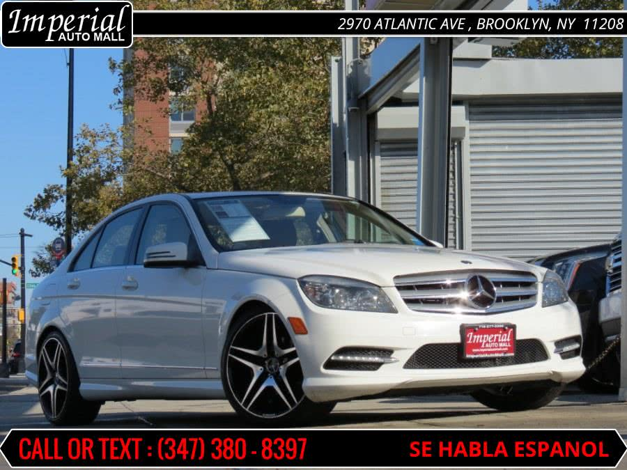 Used Mercedes-Benz C-Class 4dr Sdn C300 Luxury 4MATIC 2011 | Imperial Auto Mall. Brooklyn, New York