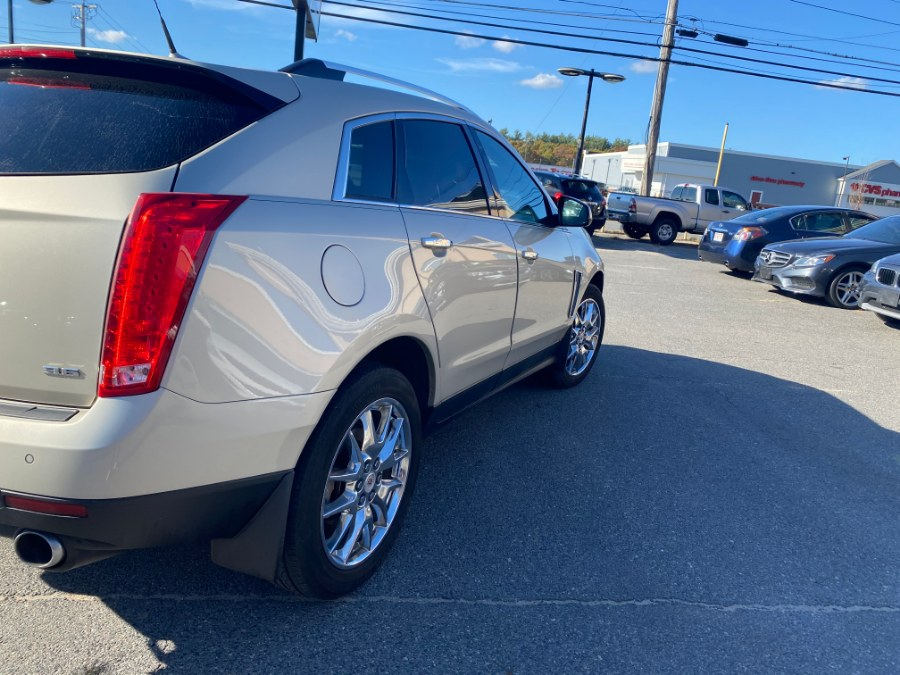 Used Cadillac SRX AWD 4dr Luxury Collection 2013 | J & A Auto Center. Raynham, Massachusetts