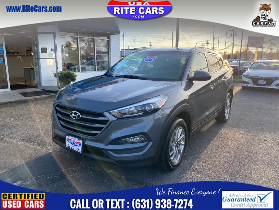 Used 2016 Hyundai Tucson in Lindenhurst, New York | Rite Cars, Inc. Lindenhurst, New York