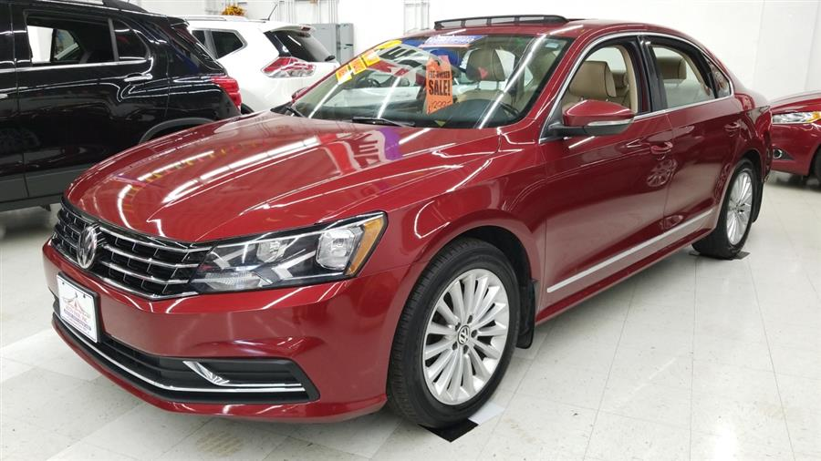 2016 Volkswagen Passat 4dr Sdn 1.8T Auto SE PZEV, available for sale in West Haven, CT