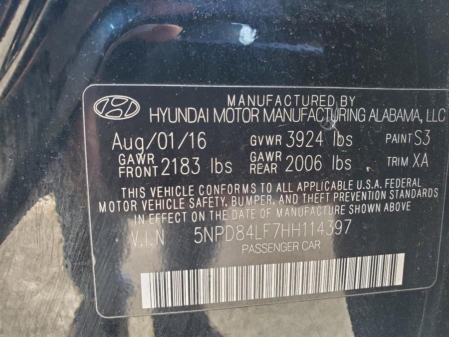 Used Hyundai Elantra SE 4dr Sedan 6A (US) 2017 | Mass Auto Exchange. Framingham, Massachusetts