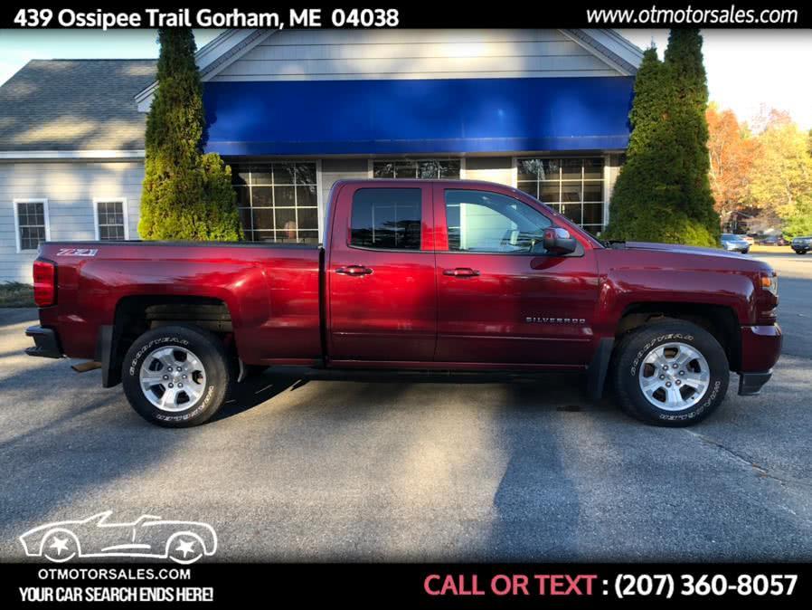 Used 2017 Chevrolet Silverado 1500 in Gorham, Maine | Ossipee Trail Motor Sales. Gorham, Maine