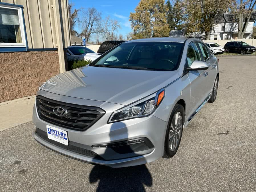 Used 2016 Hyundai Sonata in East Windsor, Connecticut | Century Auto And Truck. East Windsor, Connecticut