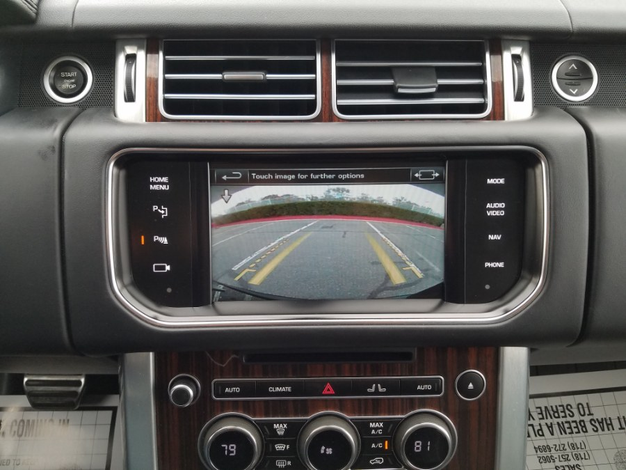 2015 Land Rover Range Rover 4WD Supercharged,Vision Assist Pack, Driver Assistan,Navigation,Running Board, available for sale in Queens, NY