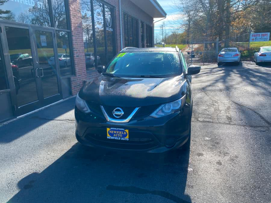 Used Nissan Rogue Sport AWD Sv 2017 | Newfield Auto Sales. Middletown, Connecticut