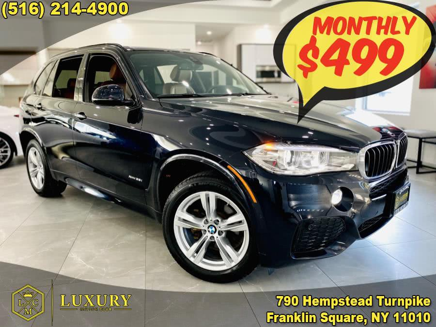2018 BMW X5 xDrive35i Sports Activity Vehicle, available for sale in Franklin Square, NY