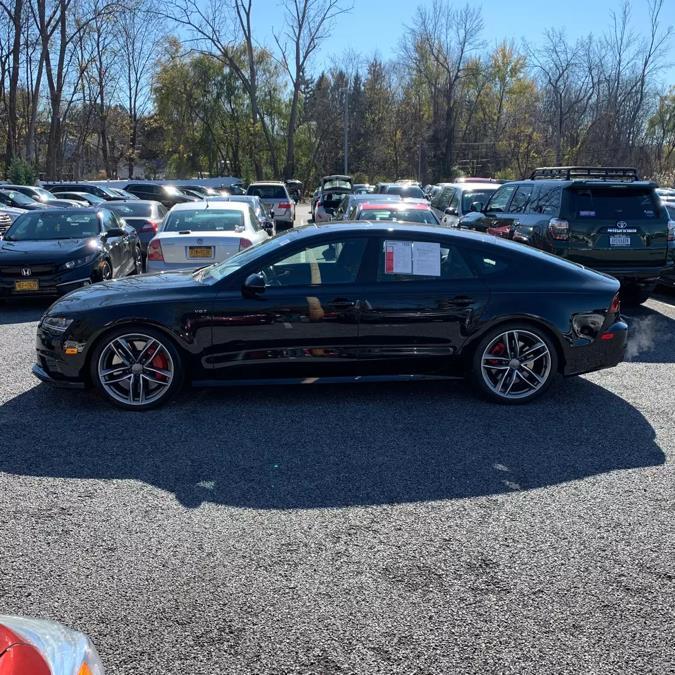 Used Audi S7 4.0 TFSI Premium Plus 2018 | Peak Automotive Inc.. Bayshore, New York