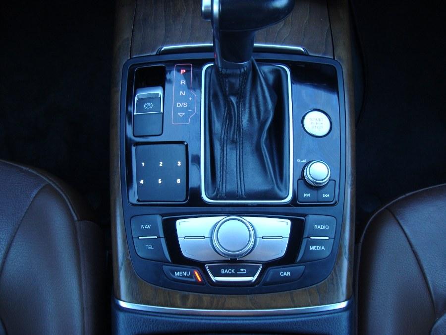 Used Audi A6 4dr Sdn quattro 2.0T Premium Plus 2015 | Yara Motors. Manchester, Connecticut