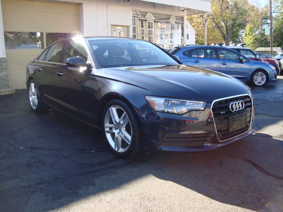 Used 2015 Audi A6 in Manchester, Connecticut | Yara Motors. Manchester, Connecticut