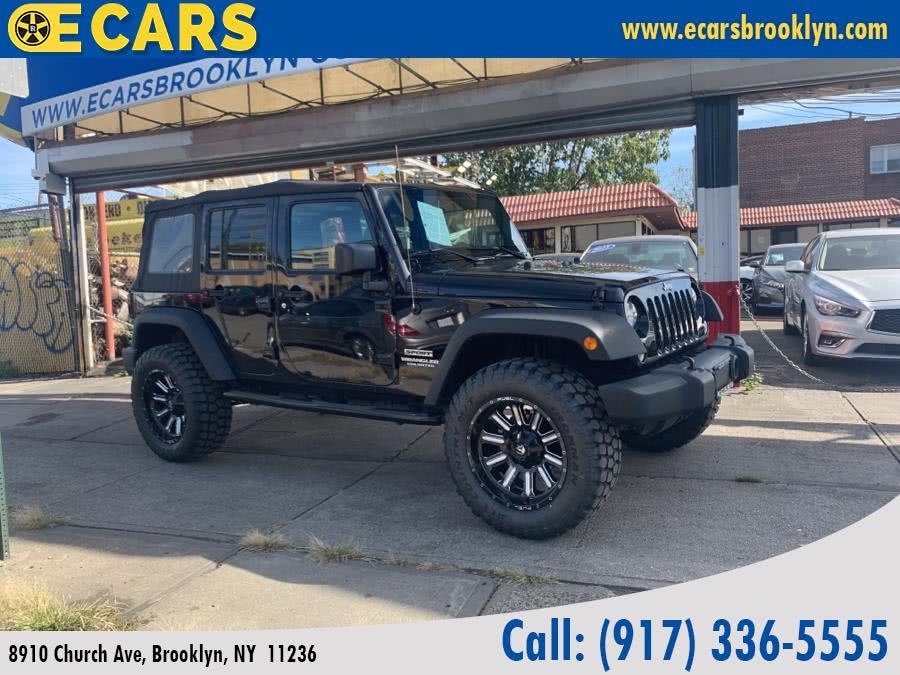Used 2016 Jeep Wrangler Unlimited in Brooklyn, New York | E Cars . Brooklyn, New York
