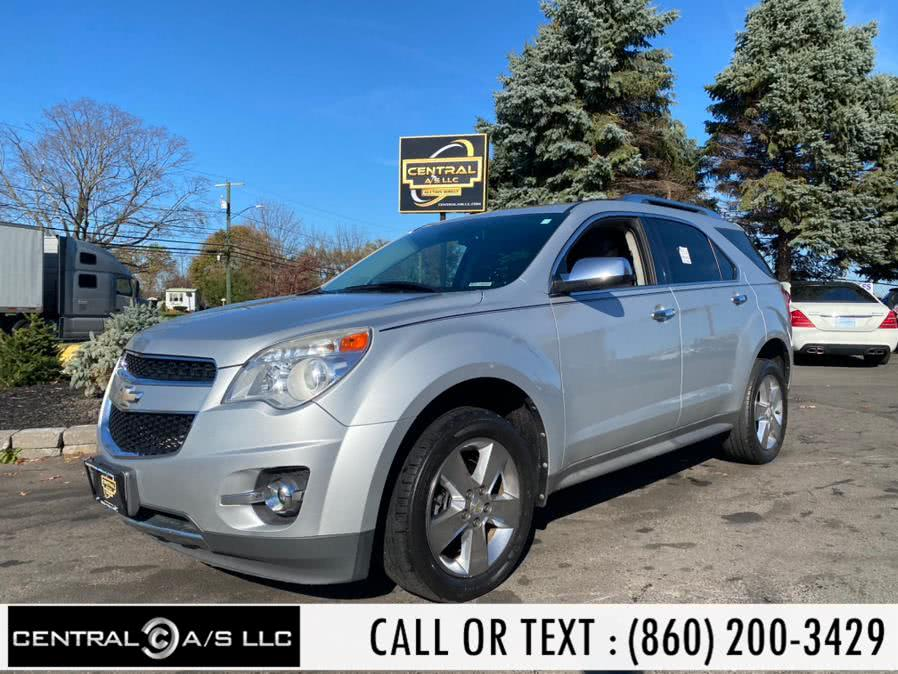 Used 2012 Chevrolet Equinox in East Windsor, Connecticut | Central A/S LLC. East Windsor, Connecticut
