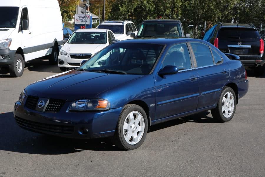 Used 2006 Nissan Sentra in Bristol, Connecticut | Dealmax Motors LLC. Bristol, Connecticut