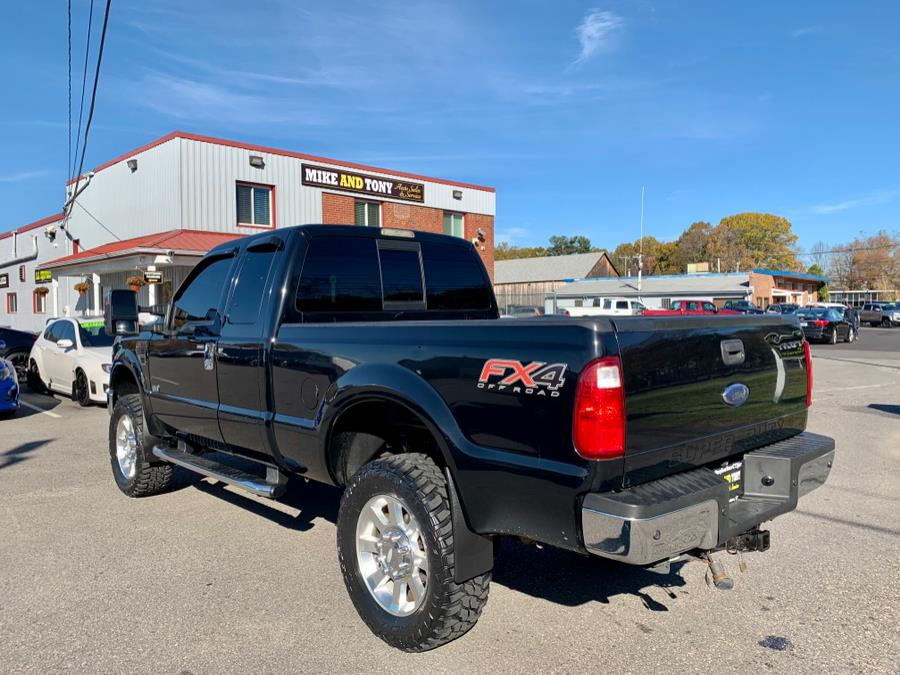 """Used Ford Super Duty F-350 SRW 4WD SuperCab 142"""" Lariat 2008 