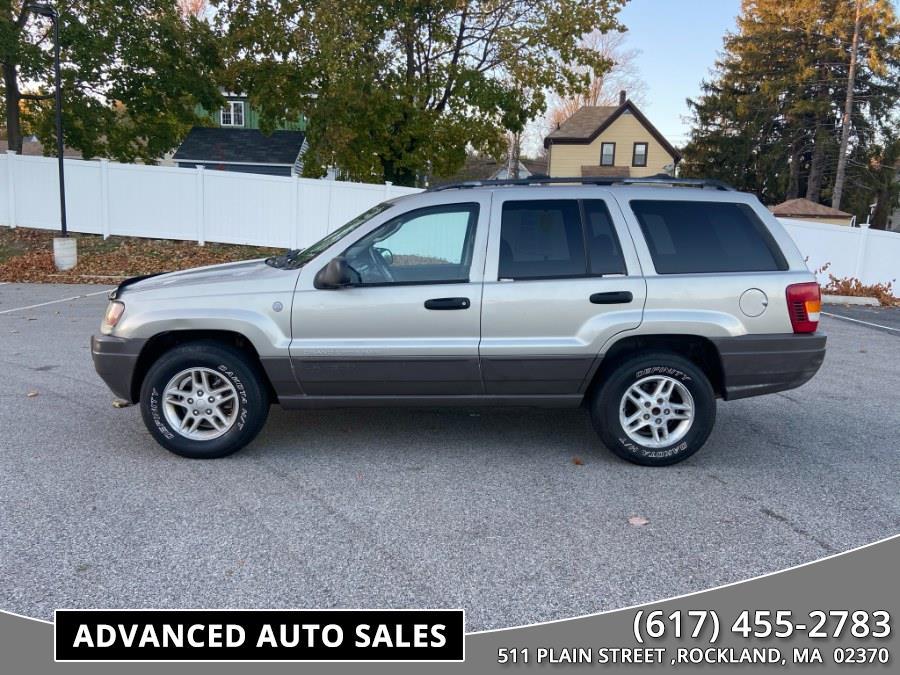 Used Jeep Grand Cherokee 4dr Laredo 4WD 2004 | Advanced Auto Sales. Rockland, Massachusetts