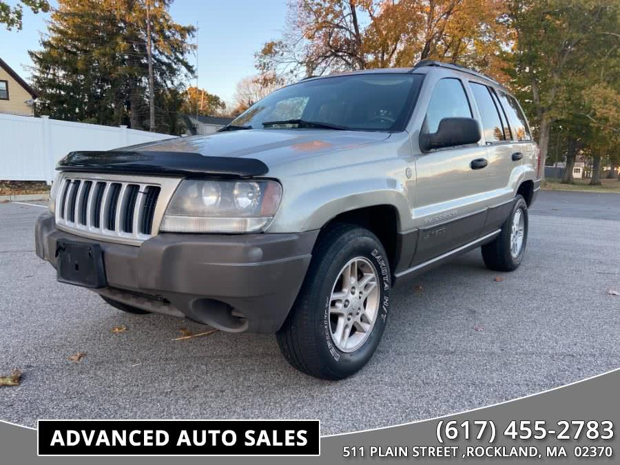 Used 2004 Jeep Grand Cherokee in Rockland, Massachusetts | Advanced Auto Sales. Rockland, Massachusetts