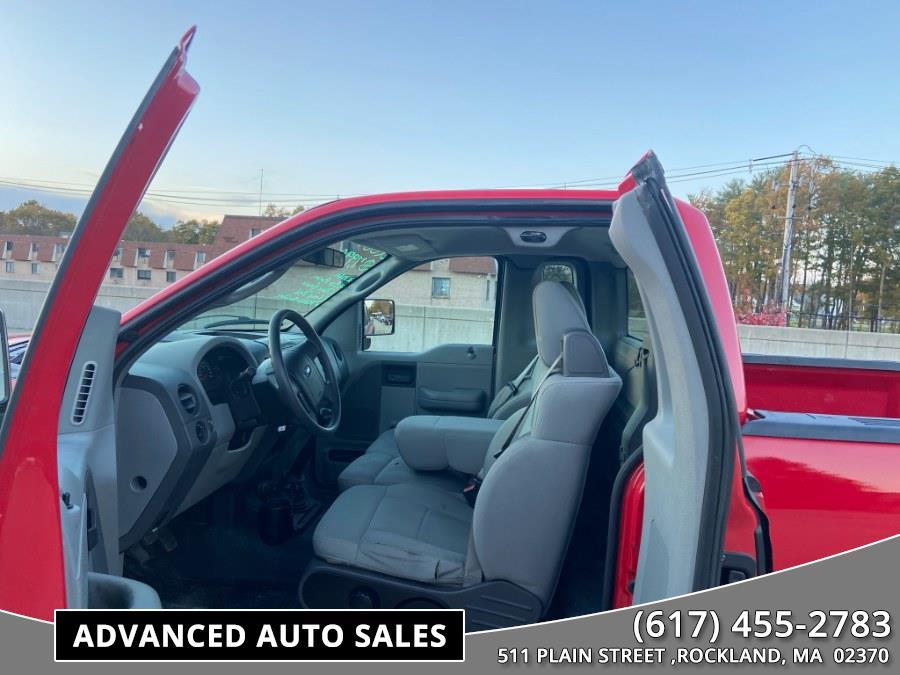 "Used Ford F-150 2WD Reg Cab 145"" XL 2007 | Advanced Auto Sales. Rockland, Massachusetts"