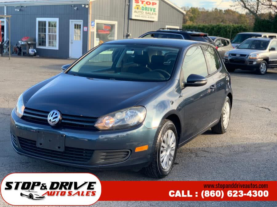 Used 2010 Volkswagen Golf in East Windsor, Connecticut | Stop & Drive Auto Sales. East Windsor, Connecticut