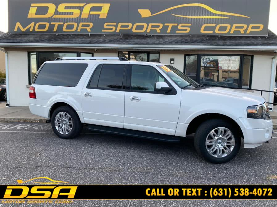 Used 2013 Ford Expedition EL in Commack, New York | DSA Motor Sports Corp. Commack, New York
