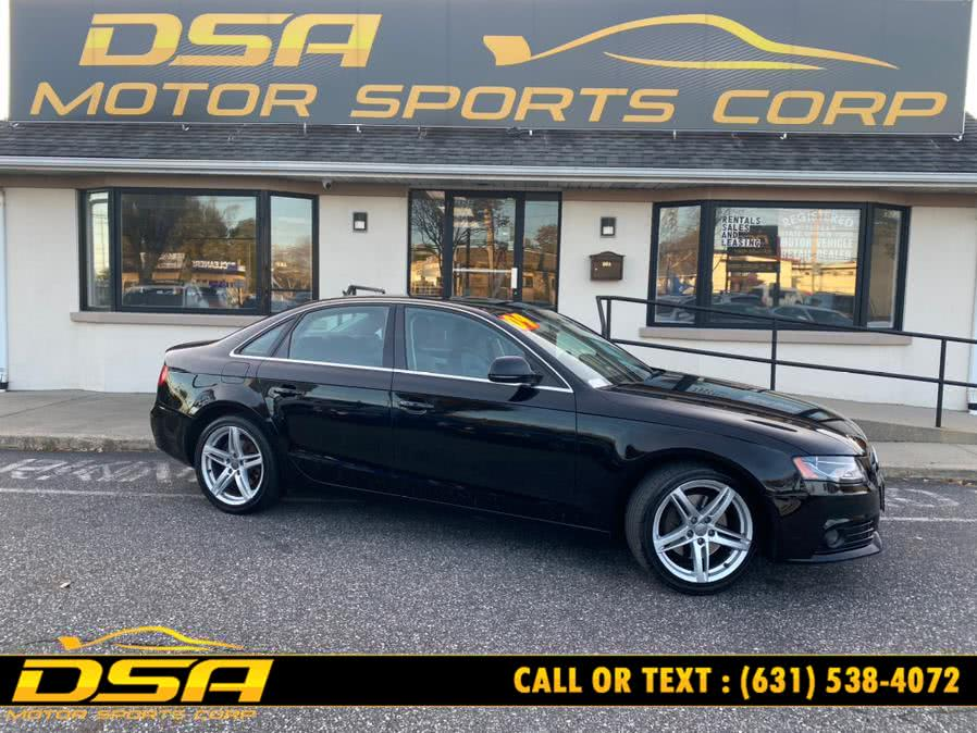 Used 2009 Audi A4 in Commack, New York | DSA Motor Sports Corp. Commack, New York