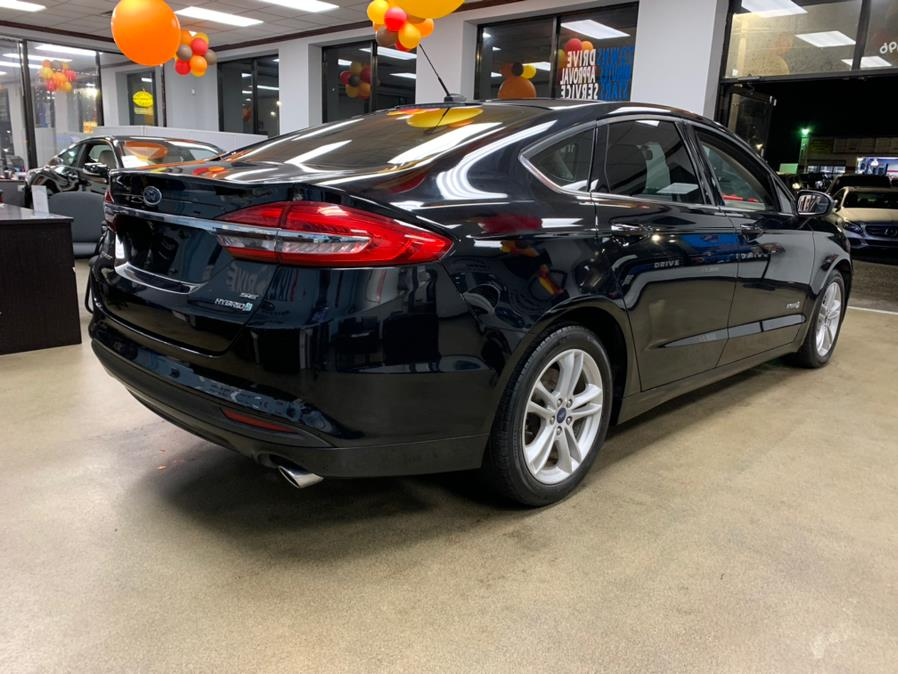 Used Ford Fusion Hybrid SE FWD 2018 | 5 Towns Drive. Inwood, New York