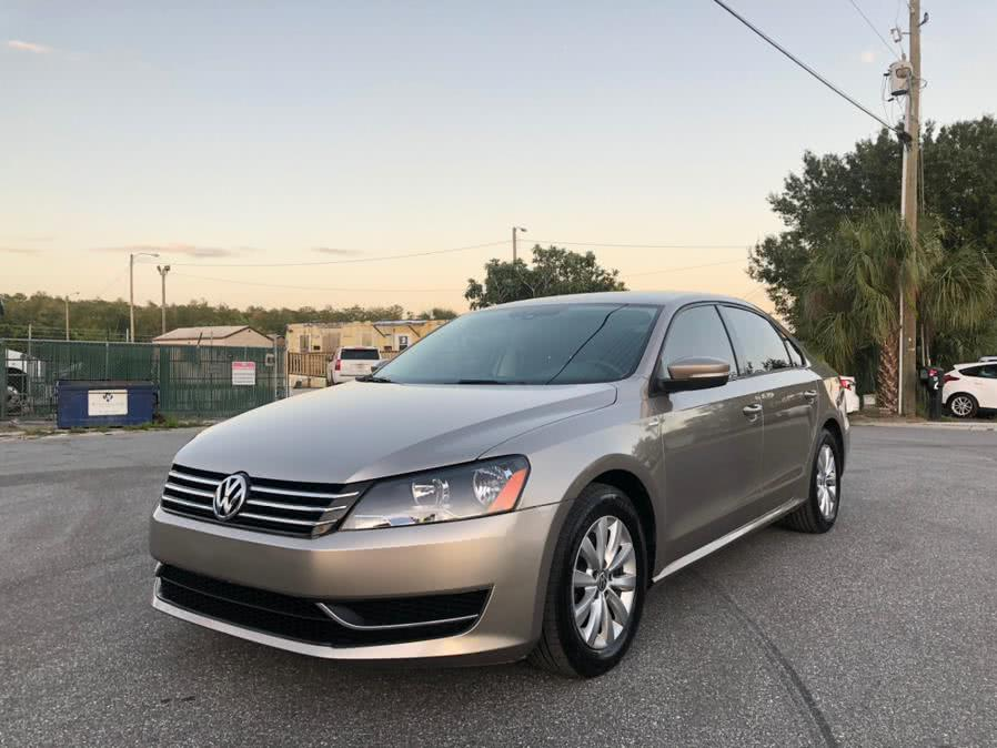 Used 2015 Volkswagen Passat in Orlando, Florida | Ideal Auto Sales. Orlando, Florida