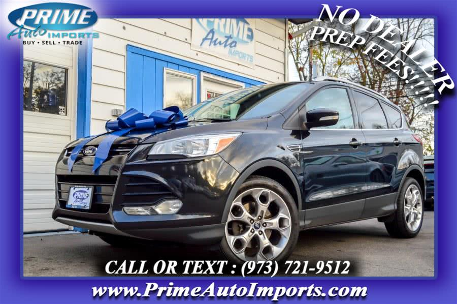 2014 Ford Escape 4WD 4dr Titanium, available for sale in Bloomingdale, NJ
