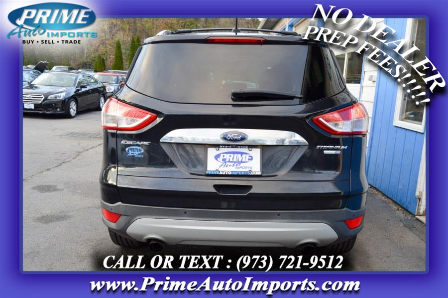 Used Ford Escape 4WD 4dr Titanium 2014 | Prime Auto Imports. Bloomingdale, New Jersey