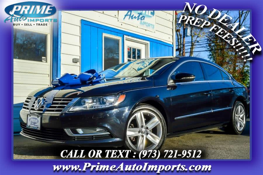 Used 2013 Volkswagen CC in Bloomingdale, New Jersey | Prime Auto Imports. Bloomingdale, New Jersey