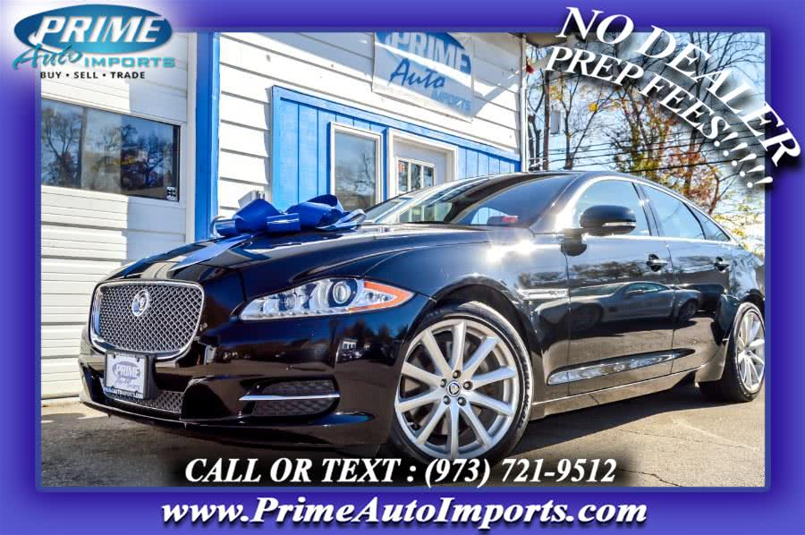 Used 2011 Jaguar XJ in Bloomingdale, New Jersey | Prime Auto Imports. Bloomingdale, New Jersey