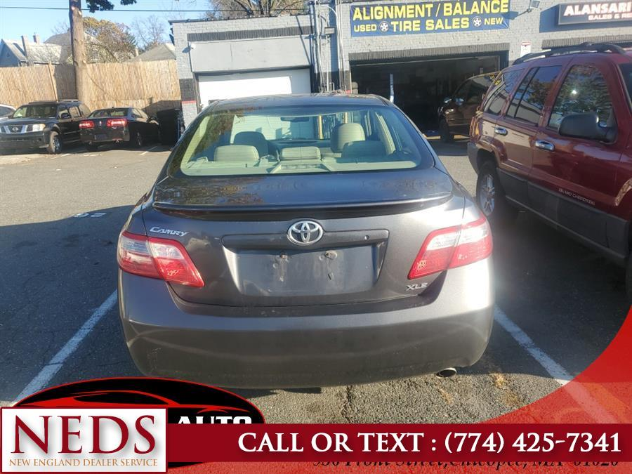 Used Toyota Camry 4dr Sdn V6 Auto XLE (Natl) 2007 | New England Dealer Services. Indian Orchard, Massachusetts