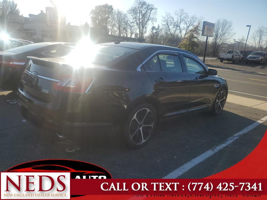 Used Ford Taurus 4dr Sdn SHO AWD 2011 | New England Dealer Services. Indian Orchard, Massachusetts