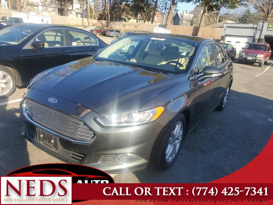 Used 2016 Ford Fusion in Indian Orchard, Massachusetts | New England Dealer Services. Indian Orchard, Massachusetts