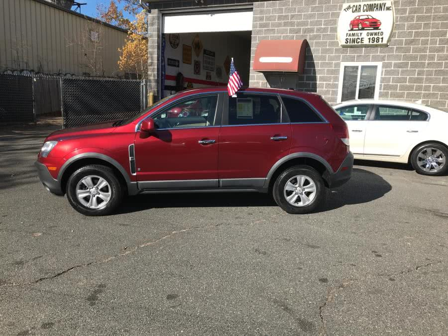 Used Saturn VUE FWD 4dr I4 XE 2008 | The Car Company. Springfield, Massachusetts