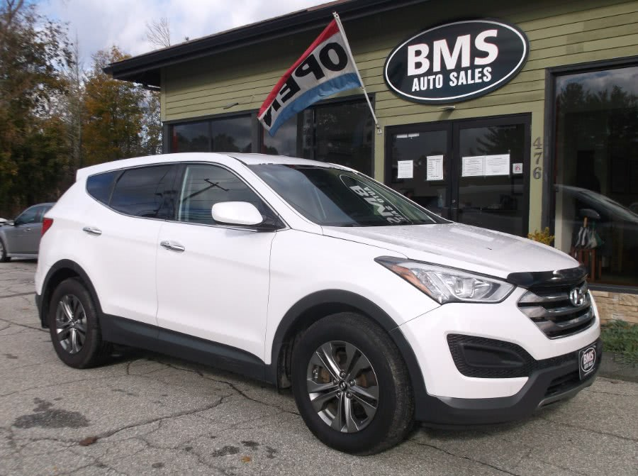 Used 2014 Hyundai Santa Fe Sport in Brooklyn, Connecticut | Brooklyn Motor Sports Inc. Brooklyn, Connecticut