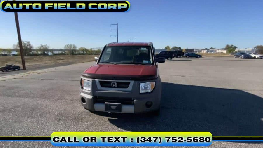 Used Honda Element 4WD EX AT 2005 | Auto Field Corp. Jamaica, New York