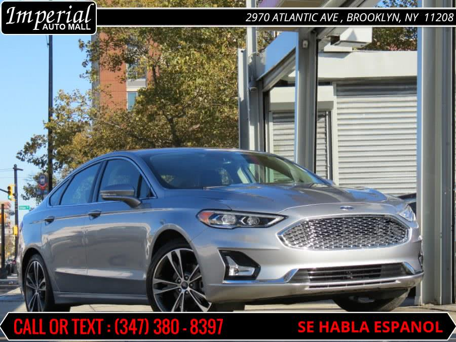 Used Ford Fusion Titanium FWD 2020   Imperial Auto Mall. Brooklyn, New York
