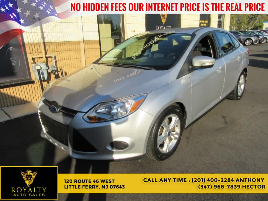 Used 2014 Ford Focus in Little Ferry, New Jersey | Royalty Auto Sales. Little Ferry, New Jersey