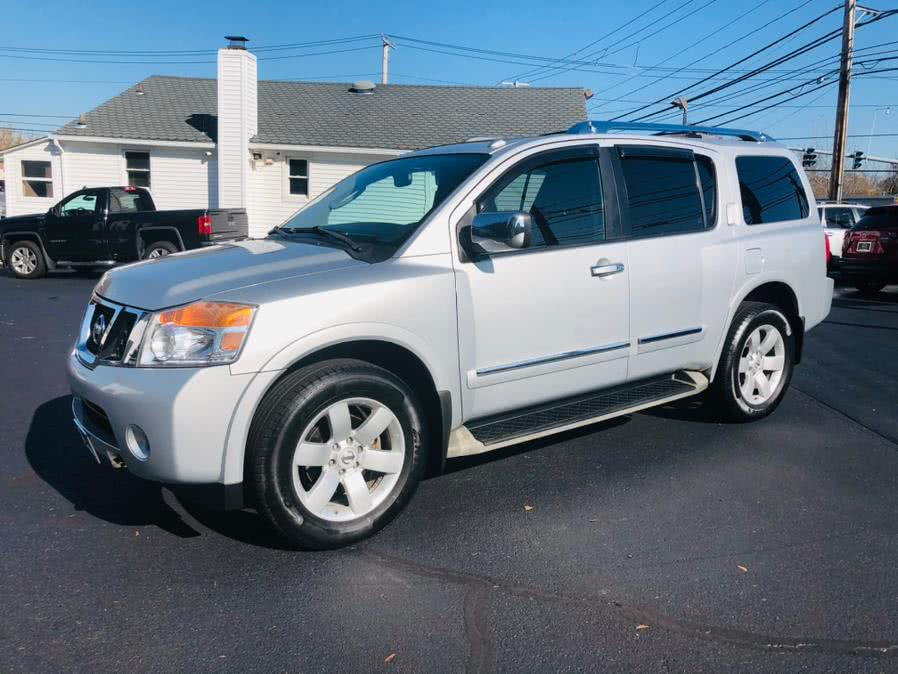 Used 2010 Nissan Armada in Milford, Connecticut | Chip's Auto Sales Inc. Milford, Connecticut