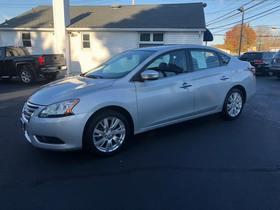 Used 2014 Nissan Sentra in Milford, Connecticut | Chip's Auto Sales Inc. Milford, Connecticut