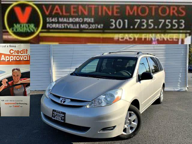 Used 2006 Toyota Sienna in Forestville, Maryland | Valentine Motor Company. Forestville, Maryland