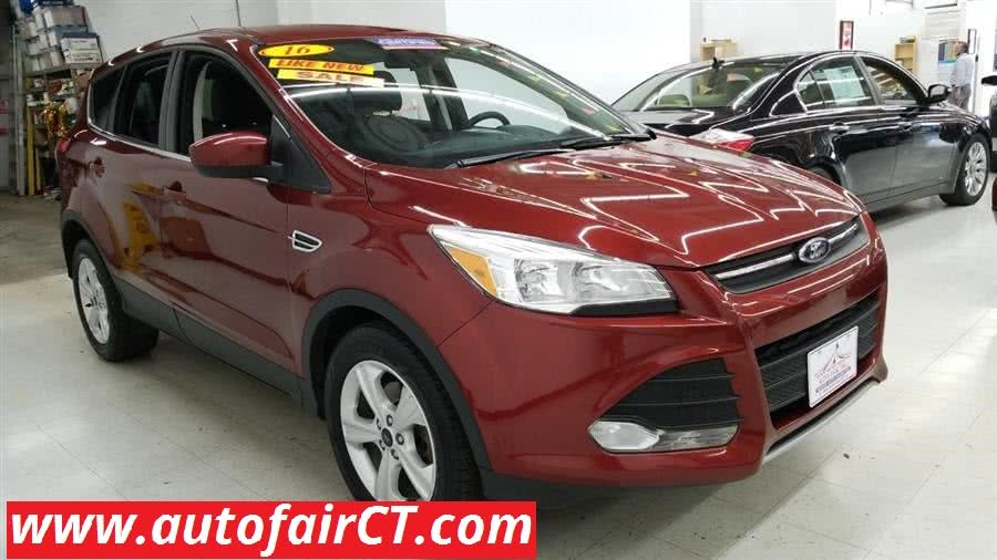 Used 2016 Ford Escape in West Haven, Connecticut