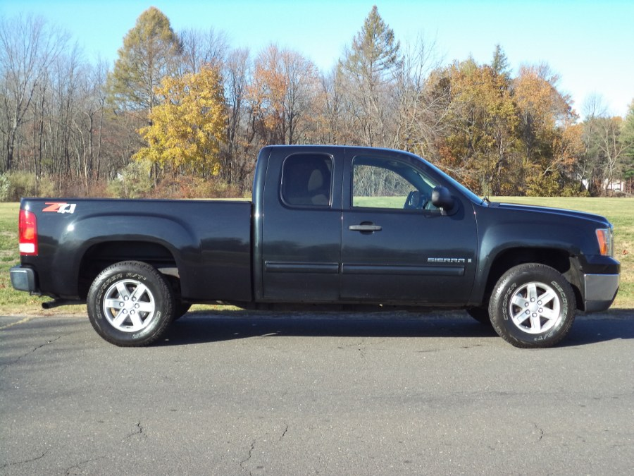 "Used GMC Sierra 1500 4WD Ext Cab 143.5"" SLE 2009 