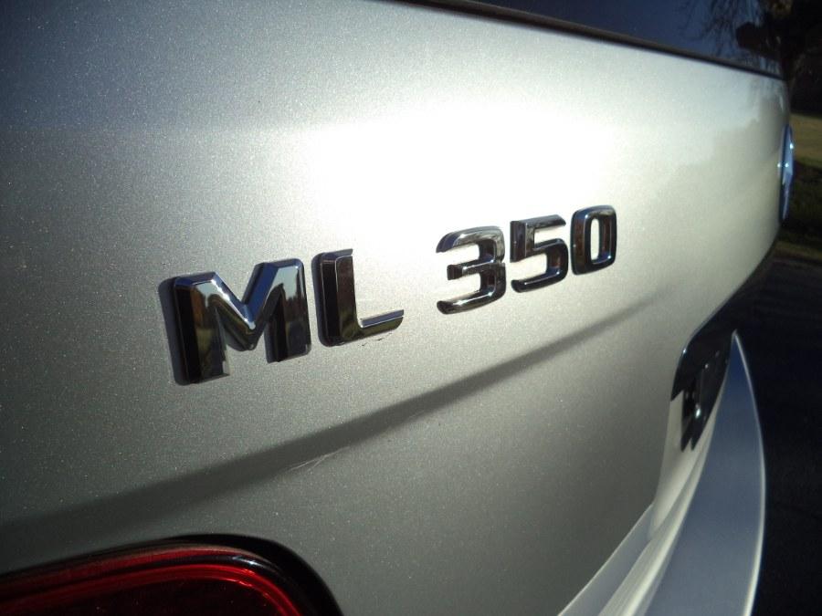 Used Mercedes-Benz M-Class 4MATIC 4dr 3.5L 2007 | International Motorcars llc. Berlin, Connecticut