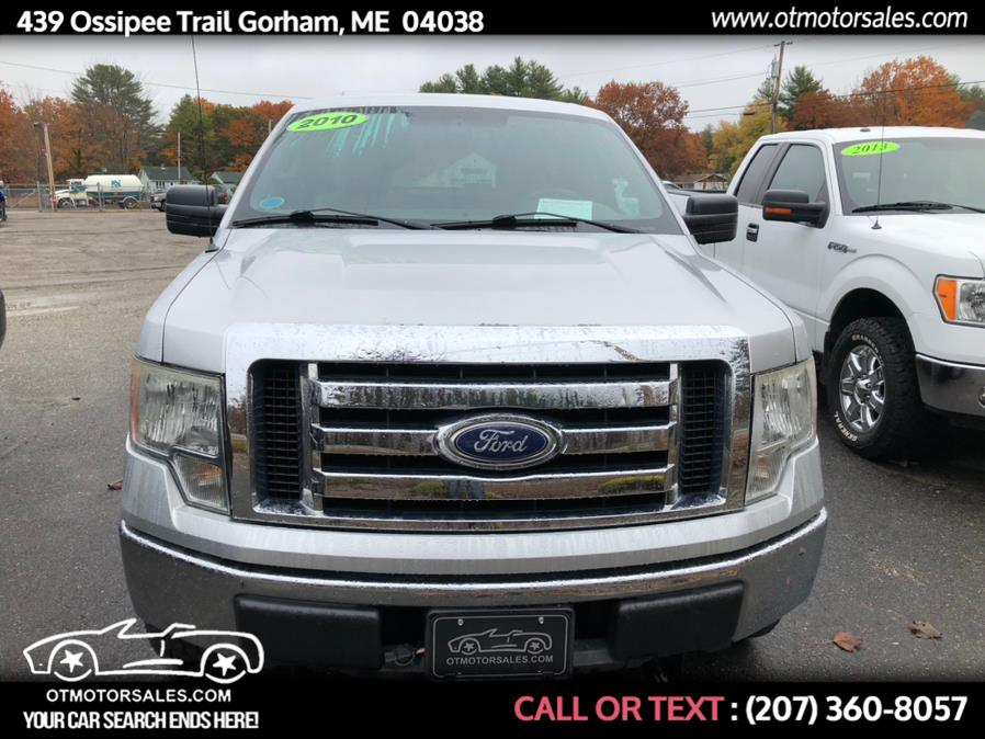 Used Ford F-150 XLT 2010 | Ossipee Trail Motor Sales. Gorham, Maine