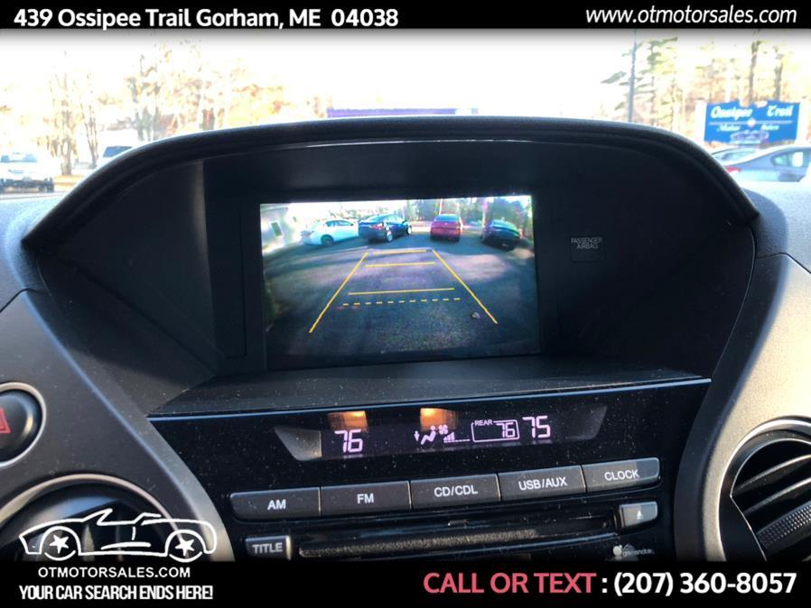 Used Honda Pilot 4WD 4dr EX 2013 | Ossipee Trail Motor Sales. Gorham, Maine