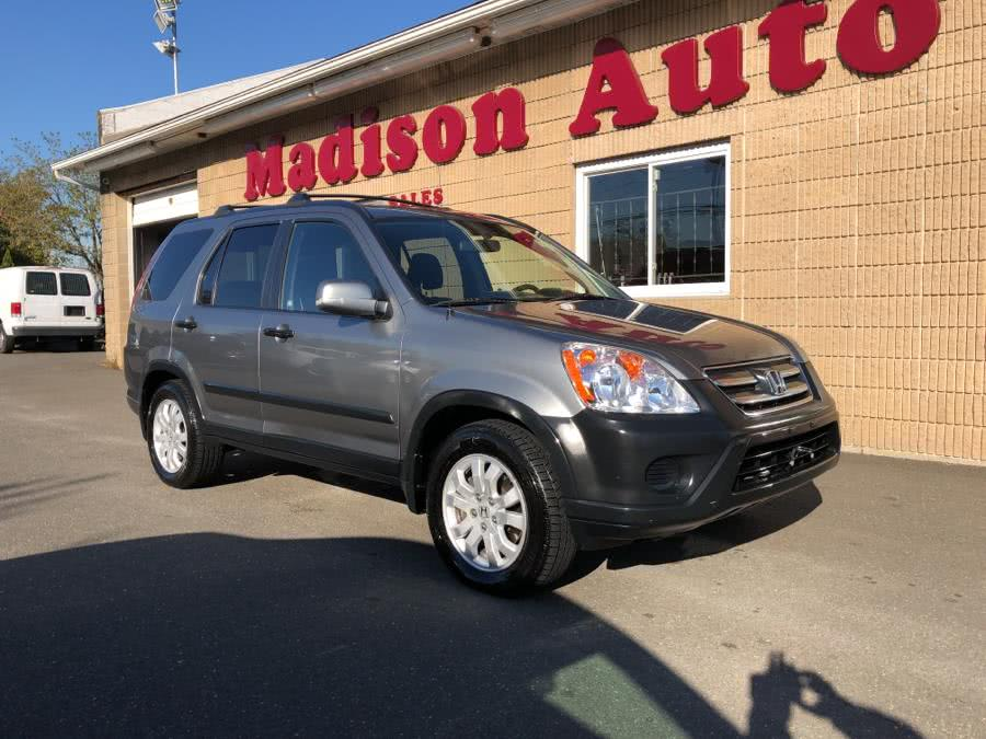 Used 2005 Honda CR-V in Bridgeport, Connecticut | Madison Auto II. Bridgeport, Connecticut