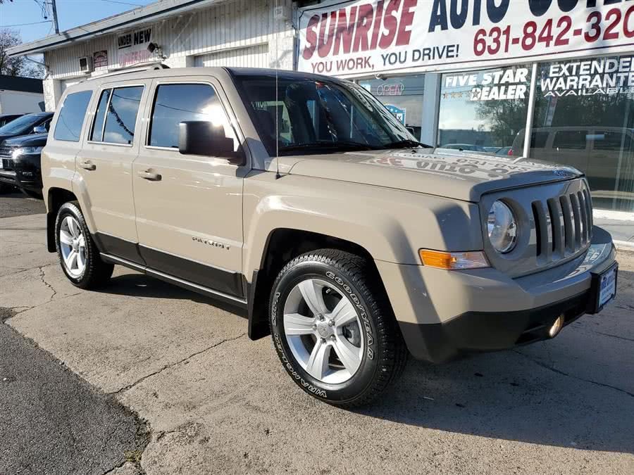 Used Jeep Patriot Sport FWD 2017 | Sunrise Auto Outlet. Amityville, New York