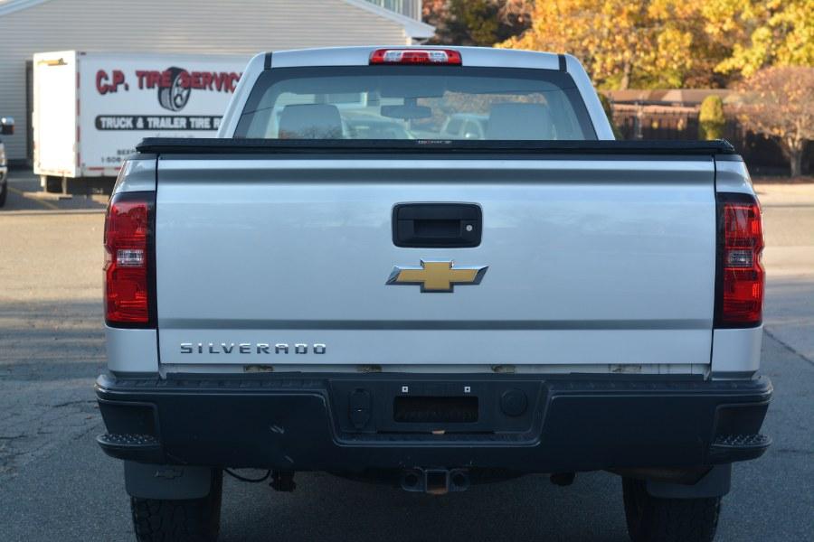 "Used Chevrolet Silverado 1500 2WD Reg Cab 133.0"" Work Truck w/1WT 2014 | New Beginning Auto Service Inc . Ashland , Massachusetts"