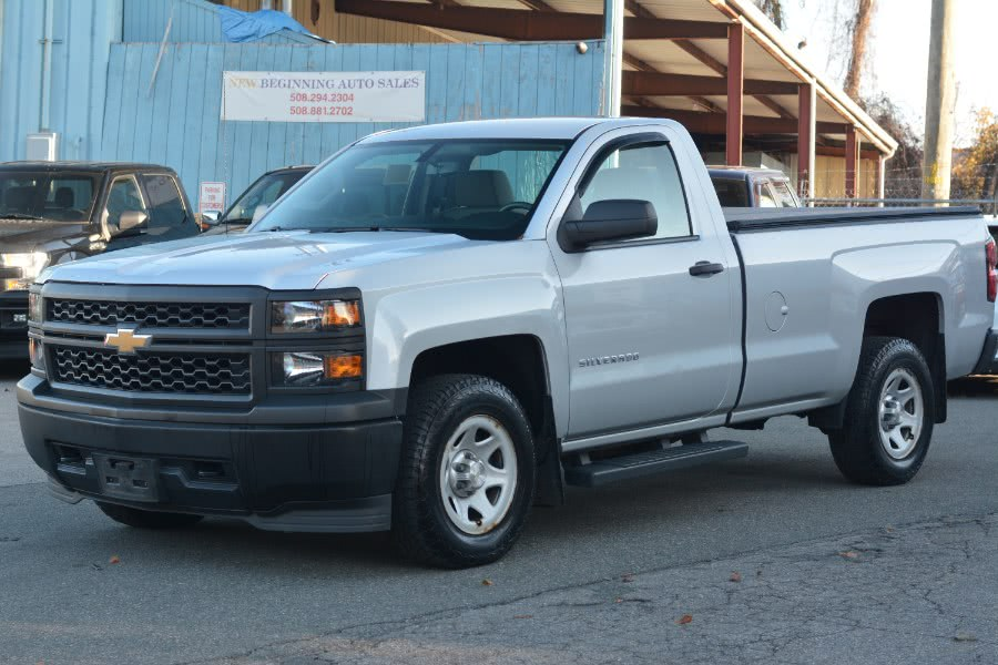 Used 2014 Chevrolet Silverado 1500 in Ashland , Massachusetts | New Beginning Auto Service Inc . Ashland , Massachusetts